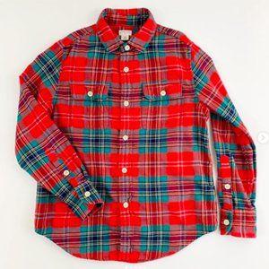 Crewcuts Button Down Shirt 10 Boys